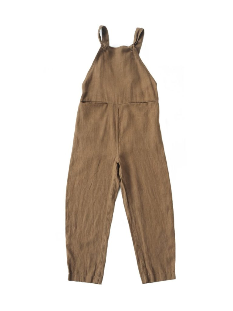 Made By Jack's Mum Heyday Dungarees Hack • The Mindful Sewist